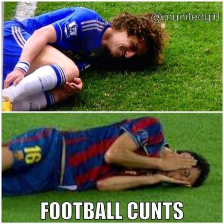 Diving Luiz